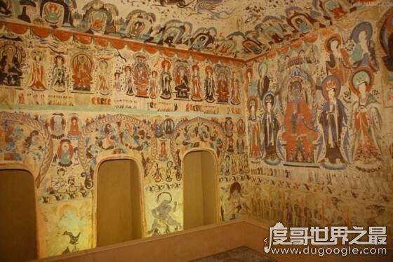 中国三大石窟,雕刻界的经典巨作(莫高窟/云冈石窟/龙门石窟)