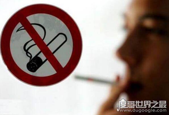 全球吸烟率最高的国家,希腊人每天抽8根烟(中国未上榜)