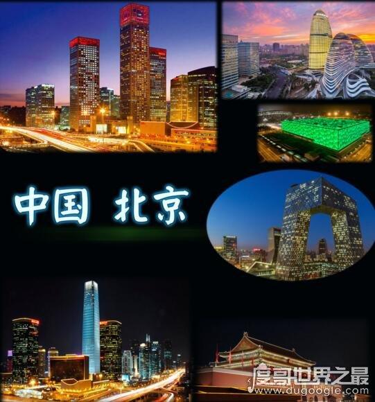 中国四个直辖市,北京/天津/重庆/上海(首都经济实力最强)