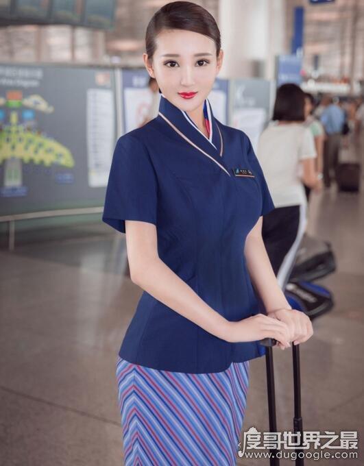 中国十大最美空姐排行,深航空姐刘苗苗绝对最美(组图)