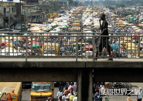 非洲人口最多的国家,尼日利亚总人口接近2亿(是非洲能源大国)