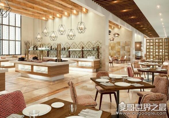 世界上最大的酒店,麦加Abraj Kudai酒店耗资35亿有1万间客房