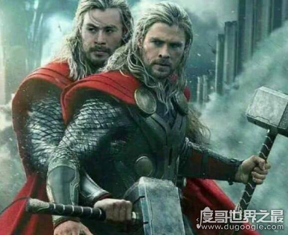 徐锦江回应撞脸,撞完海王和雷神这次竟然撞脸圣诞老人