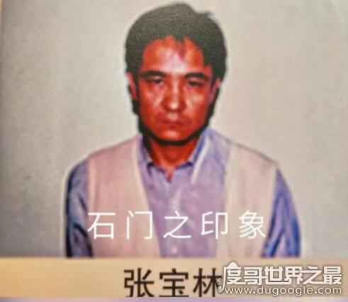 刘华强原型张宝林,枪杀仇人为弟弟报仇最后被逮捕枪决