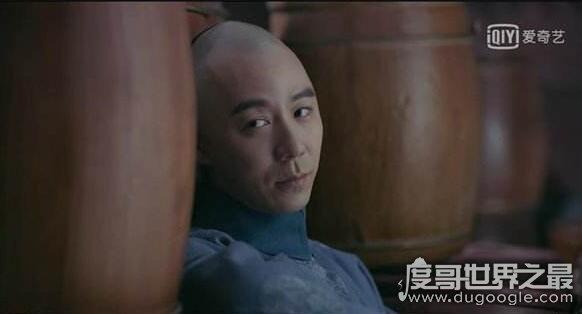 袁春望历史原型,剧中他是乾隆的兄弟雍正的私生子