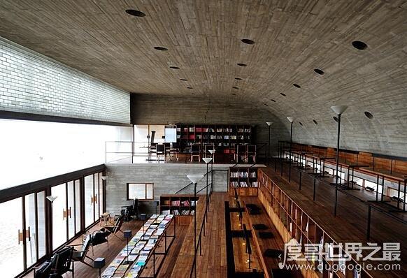 世界上最孤独的图书馆,远离城嚣有种难得的宁静孤寂之感