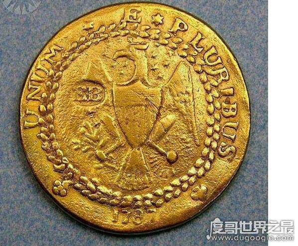 世界上最贵的硬币,最昂贵的一款硬币价值2000万美元