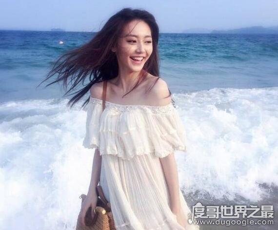 黄梦莹个人资料简介,首部电视剧就与杨幂刘恺威合作