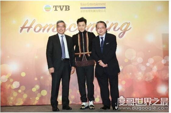 时隔五年后林峯回归TVB,出演过众多经典好剧的他将再创辉煌