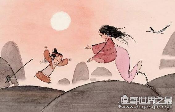 沉香劈山救母的故事,關于劉沉香劈開華山救母的故事簡介