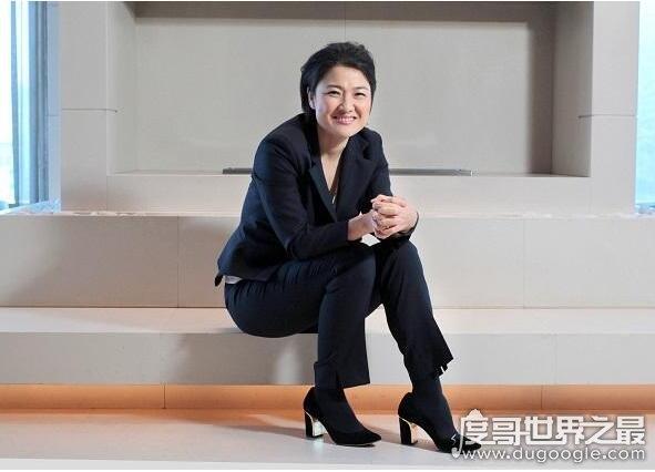 2019中国十大女富豪榜,碧桂园杨惠妍蝉联第一(马东敏第8)
