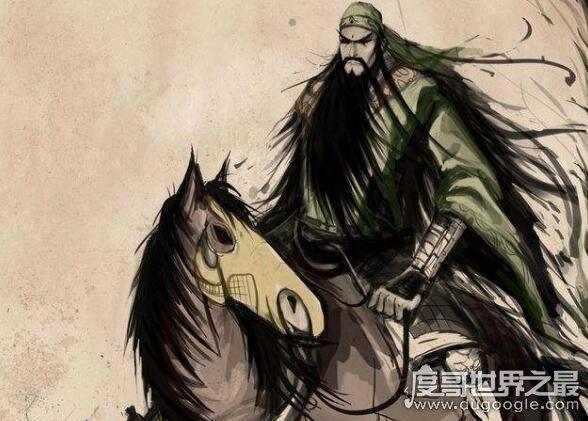 關羽怎么死的是被誰殺的,因遭遇潘璋部將馬忠的埋伏被害