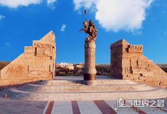 盘点中国十大古墓,排在首位的秦始皇陵至今无人敢盗