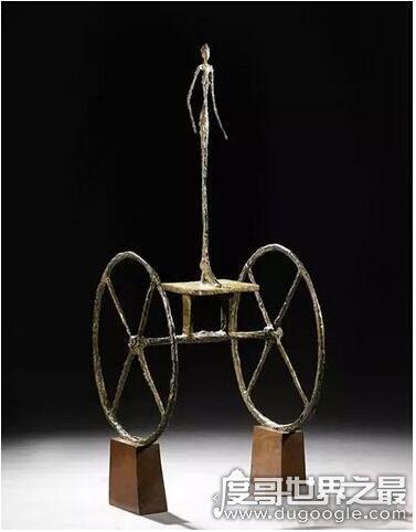 """世界上最贵的雕塑作品,贾科梅蒂""""行走的人""""价值7亿"""
