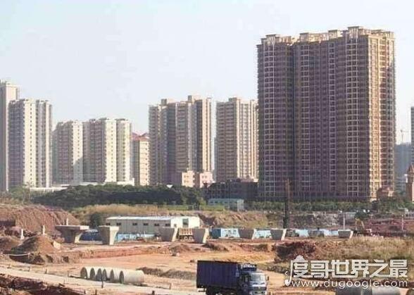 中國十大鬼城,這些地方房子非常多卻少有人入住