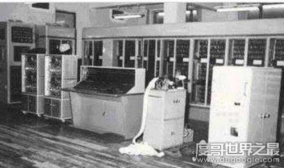 中国第一台电脑,诞生于1958年(其运算速度为1500次/秒)