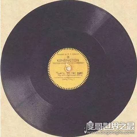 世界最贵的十大黑胶唱片,甲壳虫乐队最贵一张79万美元