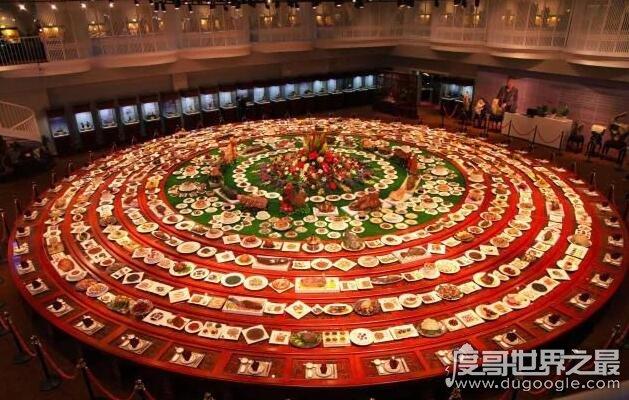 清朝時期的滿漢全席多少道菜?總共為108道(附最全菜品)
