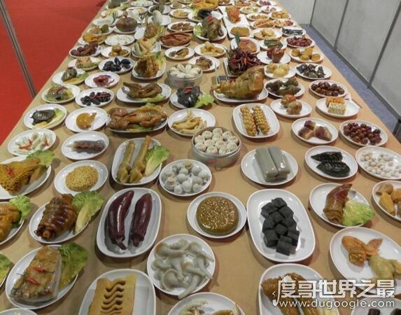 清朝他时期的满汉全席多少道菜?总共为108道(附最全菜品)