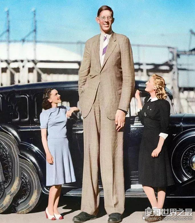 世界上最高的人是誰,羅伯特·潘興·瓦德羅身高2米7遠超姚明