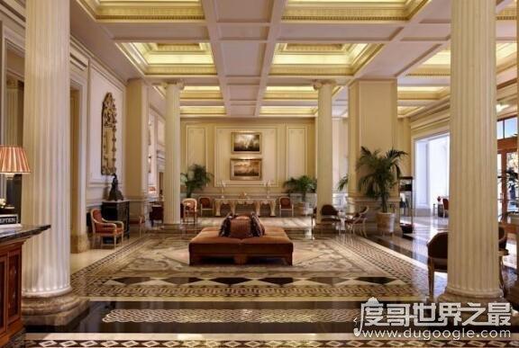 世界上最贵的酒店排名,最贵8万美元一晚(接待过比尔·盖茨)
