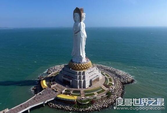 世界最高雕像排行榜,排第一的中國中原大佛總高有208米