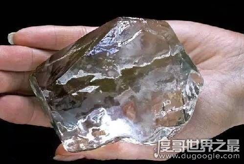 世界上最大的鉆石,庫里南鉆石重達3106克拉(價值500億)