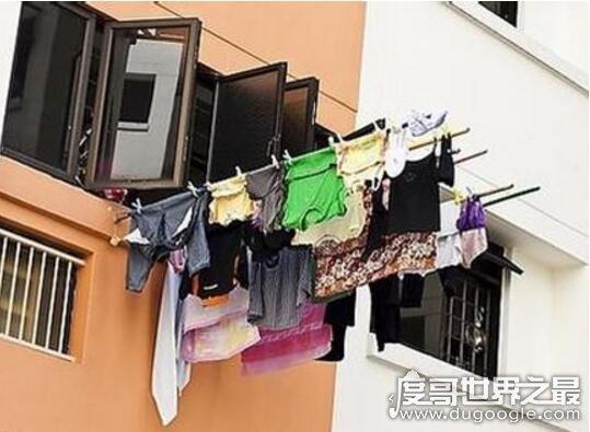 女子13樓曬衣服不幸墜亡,外掛晾衣桿惹的禍(安全意識太薄弱)