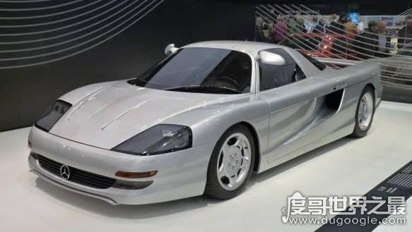 世界十大最贵的奔驰车排名,奔驰F1获首位(价格2960万美元)