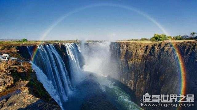 2019世界十大瀑布排名,中国两处上榜(黄果树瀑布似仙境)