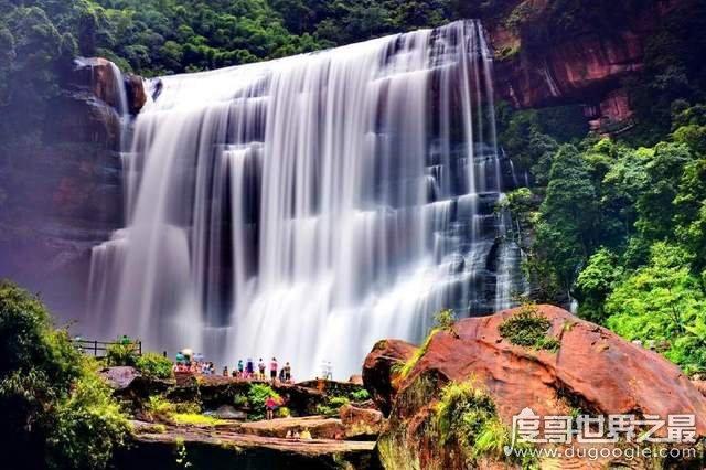 2019欧冠万博官网登陆瀑布排名,中国两处上榜(黄果树瀑布似仙境)