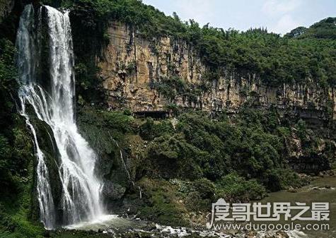 中国十大瀑布排名,黄果树瀑布犹如仙境(壶口瀑布最壮观)