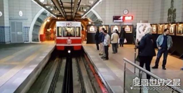 世界上最短的地铁杜乃尔,全程不到2分钟(长仅600米)