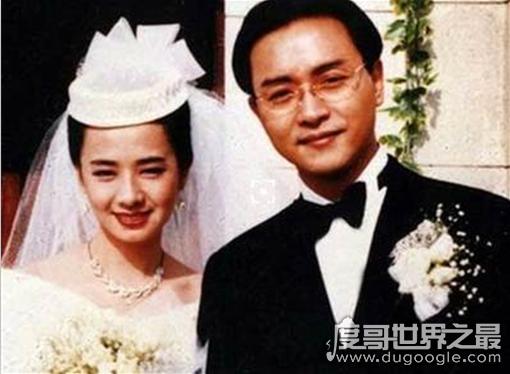 张国荣是双性恋吗?曾亲口承认(差点就和毛舜筠结婚)