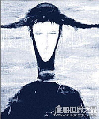世界上最恐怖的画作,雨中女郎看了令人绝望(胆小慎入)