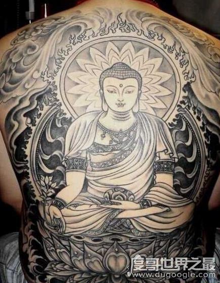 中国十大不能纹的纹身盘点,关公/钟馗都在其中(纹之前请三思)
