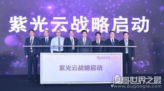 中國十大芯片企業盤點,紫光第一華為第二(中芯國際竟排名第四)