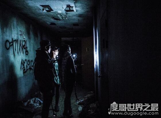 绝密档案:昆池岩真实事件,那是一家令人毛骨悚然的废弃精神病院