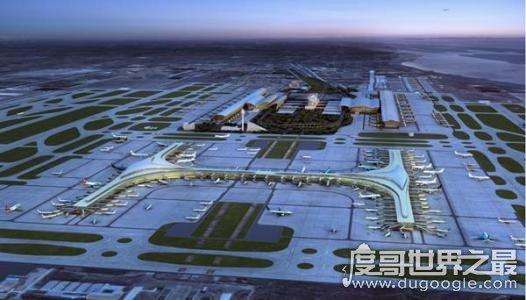 十大最繁忙的中国机场排名,看看有你所在的城市吗