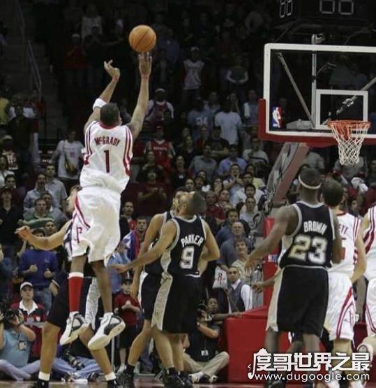 麦迪35秒13分高清视频,NBA史上最为经典的绝杀时刻之一