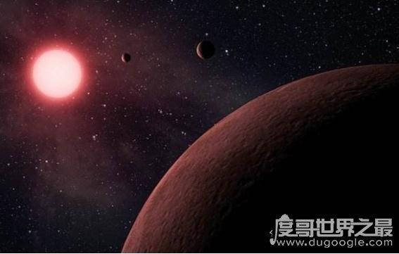 宇宙中最大的星球,盾牌座UY是太阳的1697倍(是地球的2亿亿倍)