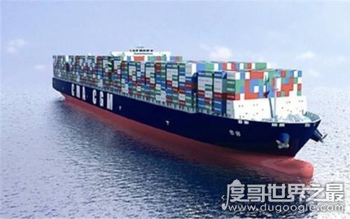 世界上最大的船,诺克·耐维斯号长458米(比艾菲尔铁塔还长)