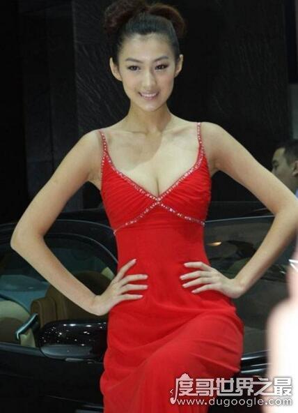 中国最美车模排行榜,车模兽兽翟凌排第二(李颖芝人气最高)