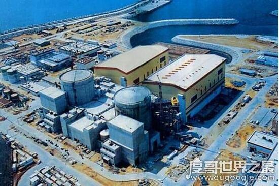 2019中国核电站分布图,截止2018年共计22座(其中11座在建)