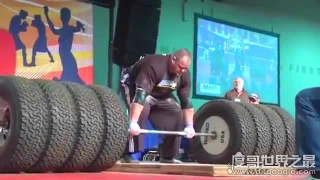 史上最强肌肉男,Bjornsson被誉为地球第一肌肉猛兽