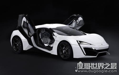 世界上最贵的车排名,最贵价值1400万美元(迈巴赫才排第四)