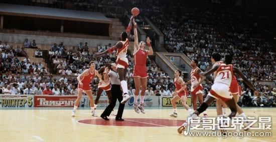 絕殺慕尼黑真實事件,1972年蘇聯籃球隊險勝美國(魔性改編)