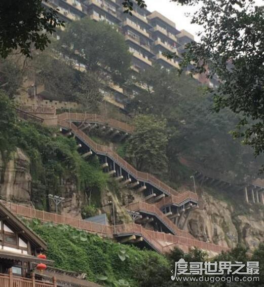中国最奇葩小区,重庆地狱小区(网友:这小区绝对没胖子)