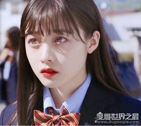 日本千年一遇美少女,桥本环奈从小美到大(超清纯写真)