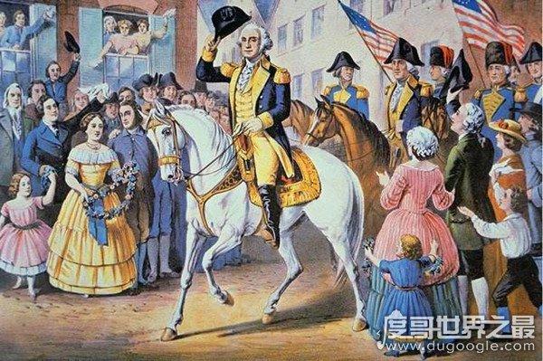 美国第一任总统是谁?乔治·华盛顿(美国历届总统名单/共45任)